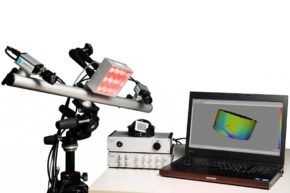 Digital 3D Image Correlation System (DIC)