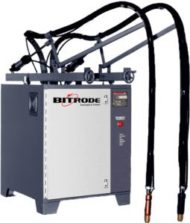 High Rate Discharge Battery Testing System