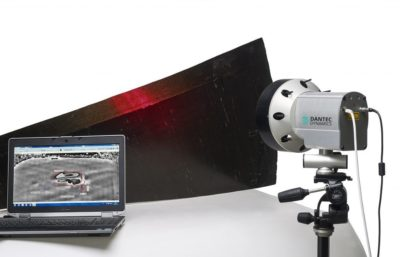 NDT Inspection using Shearography